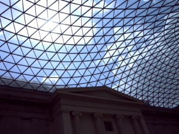 Museu Britànic. Fotògraf: Enrique F. de la Calle
