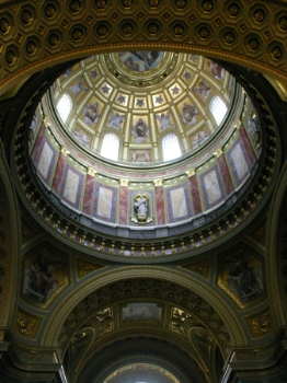 Basílica de sant Esteban. Fotògraf: Enrique F. de la Calle