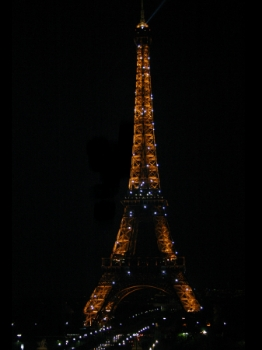 Torre Eiffel. Fotògraf: Enrique F. de la Calle