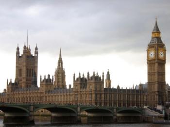 Parlament Britànic. Fotògraf: Enrique F. de la Calle