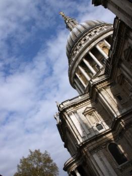 Catedral de sant Pau. Fotògraf: Enrique F. de la Calle