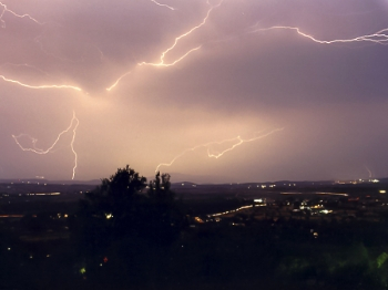 Tempesta. Fotògraf: Enrique F. de la Calle