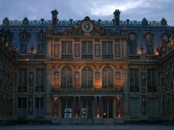 Palacio de Versailles. Fotògraf: Enrique F. de la Calle